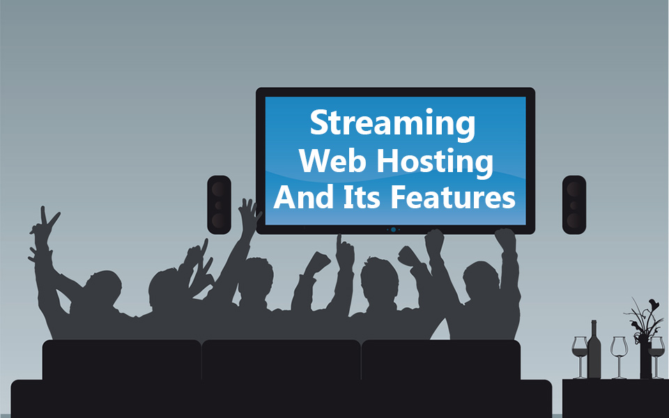 Streaming Web Hosting And Its Features