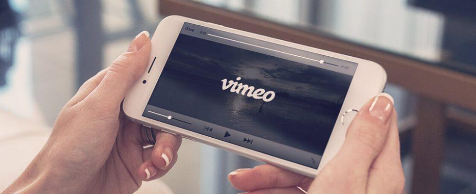 Vimeo web Hosting